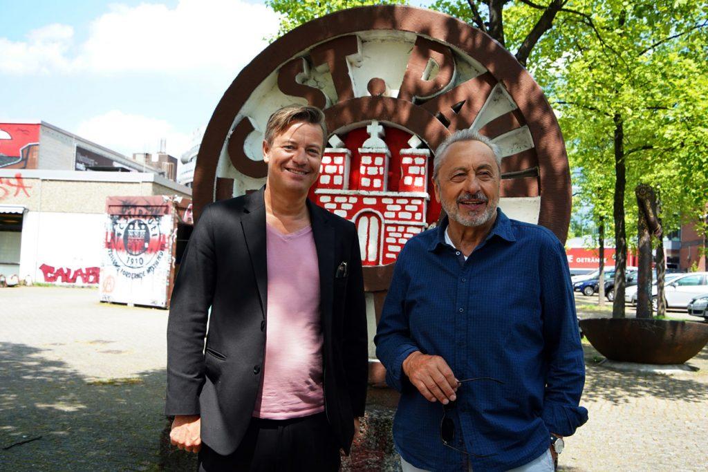 Entlang der Elbe: Arne Platzbecker Wolfgang Stumph